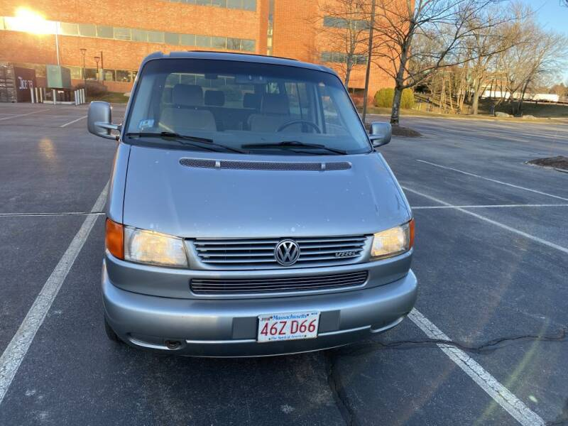 2000 Volkswagen EuroVan for sale at Village European in Concord MA