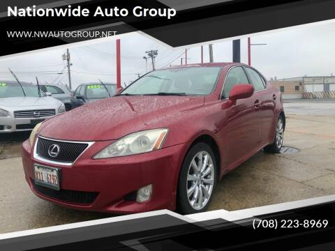 2006 Lexus IS 250 for sale at Nationwide Auto Group in Melrose Park IL