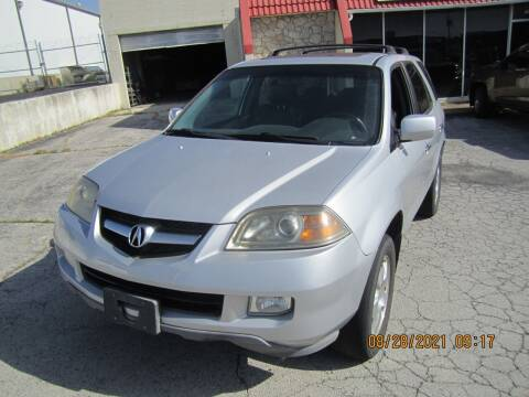 2004 Acura MDX for sale at Competition Auto Sales in Tulsa OK