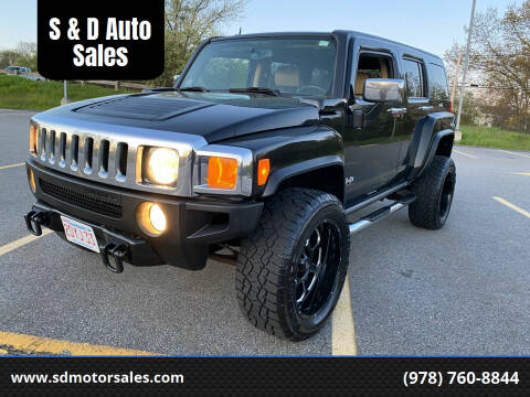 2007 HUMMER H3 for sale at S & D Auto Sales in Maynard MA
