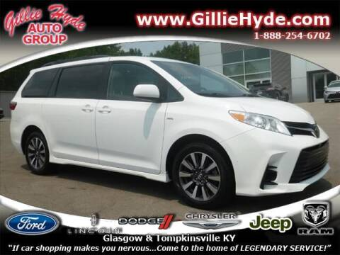 2019 Toyota Sienna for sale at Gillie Hyde Auto Group in Glasgow KY