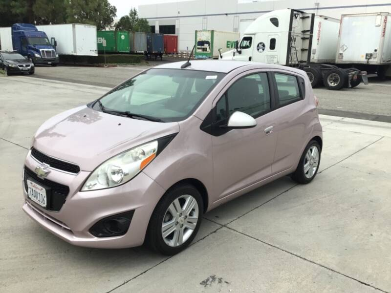 2013 Chevrolet Spark for sale at Tri City Auto Sales in Whittier CA