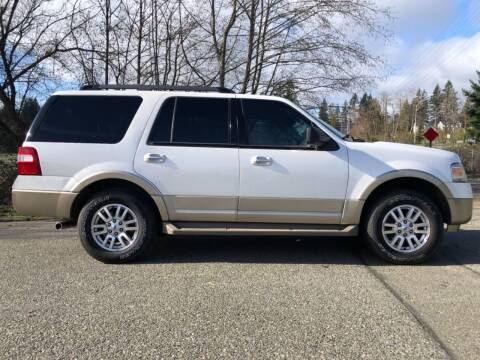 2011 Ford Expedition for sale at Grandview Motors Inc. in Gig Harbor WA