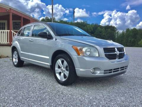 2011 Dodge Caliber for sale at MARLAR AUTO MART SOUTH in Oneida TN