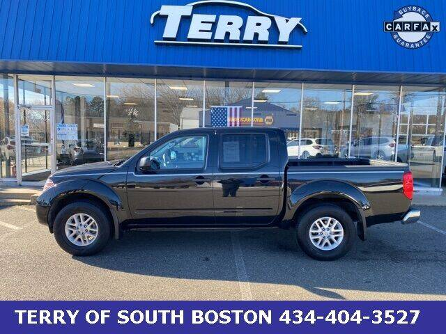 2019 Nissan Frontier for sale at Terry of South Boston in South Boston VA