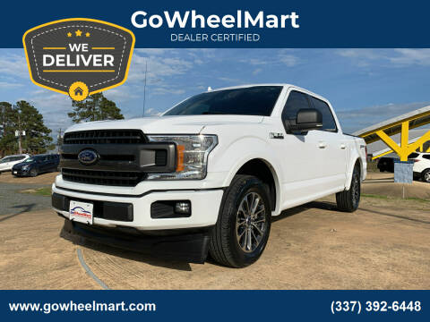 2018 Ford F-150 for sale at GoWheelMart in Leesville LA