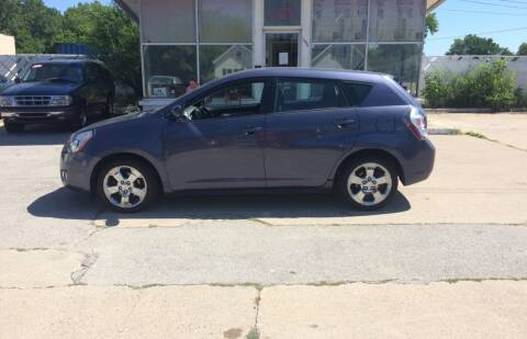 2010 Pontiac Vibe for sale at Velp Avenue Motors LLC in Green Bay WI