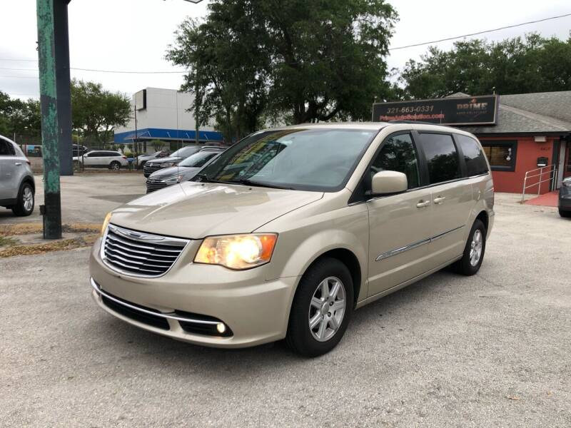 2012 Chrysler Town and Country for sale at Prime Auto Solutions in Orlando FL