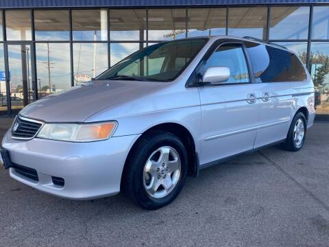 2001 Honda Odyssey for sale at South Commercial Auto Sales in Salem OR