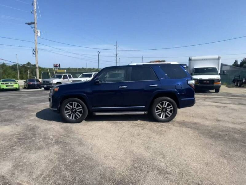 2016 Toyota 4Runner for sale at Robbie's Auto Sales and Complete Auto Repair in Rolla MO