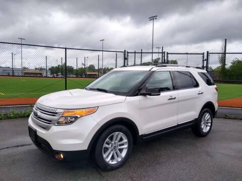 2011 Ford Explorer for sale at Maxima Auto Sales in Malden MA