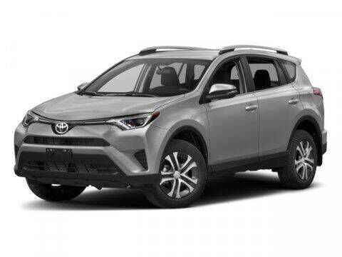 2017 Toyota RAV4 for sale at Bergey's Buick GMC in Souderton PA