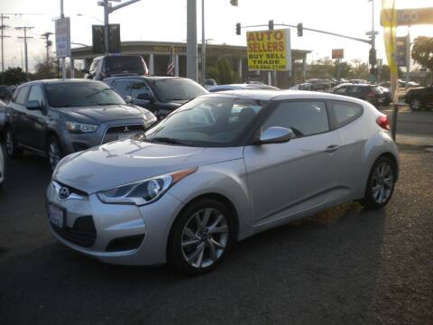 2016 Hyundai Veloster for sale at AUTO SELLERS INC in San Diego CA