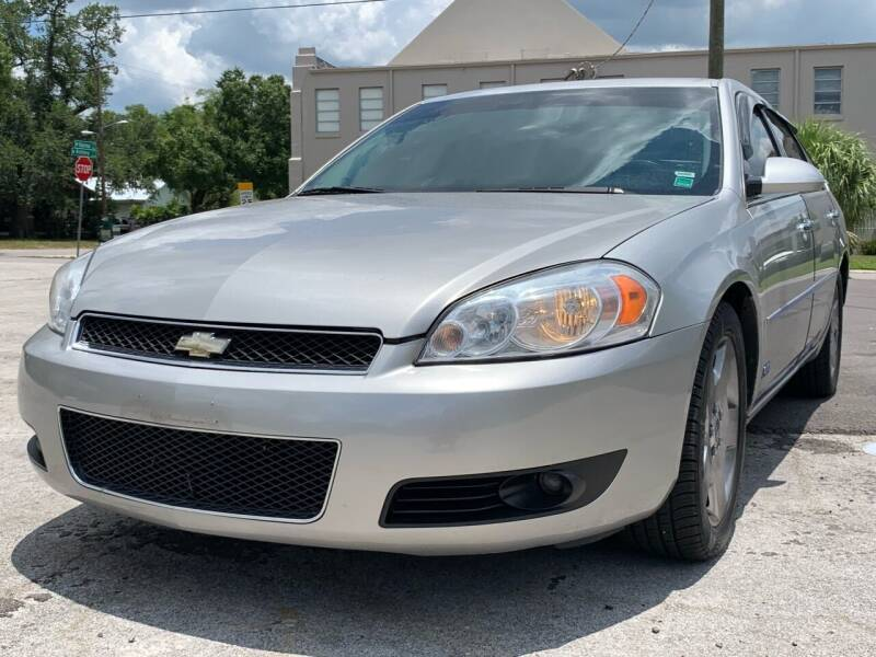 2006 Chevrolet Impala for sale at LUXURY AUTO MALL in Tampa FL