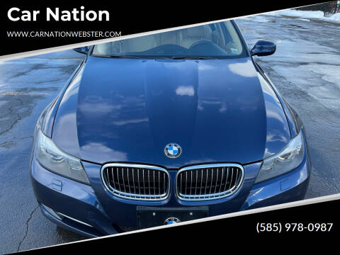 2011 BMW 3 Series for sale at Car Nation in Webster NY