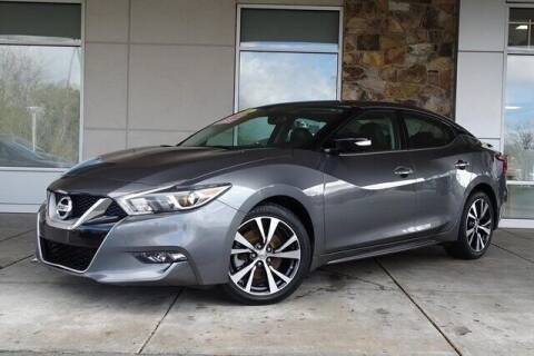 2016 Nissan Maxima for sale at Griffin Mitsubishi in Monroe NC