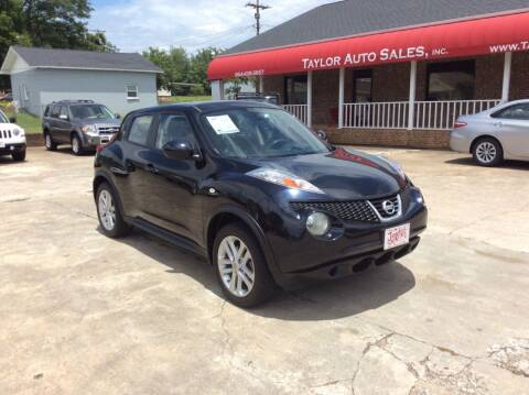 2013 Nissan JUKE for sale at Taylor Auto Sales Inc in Lyman SC