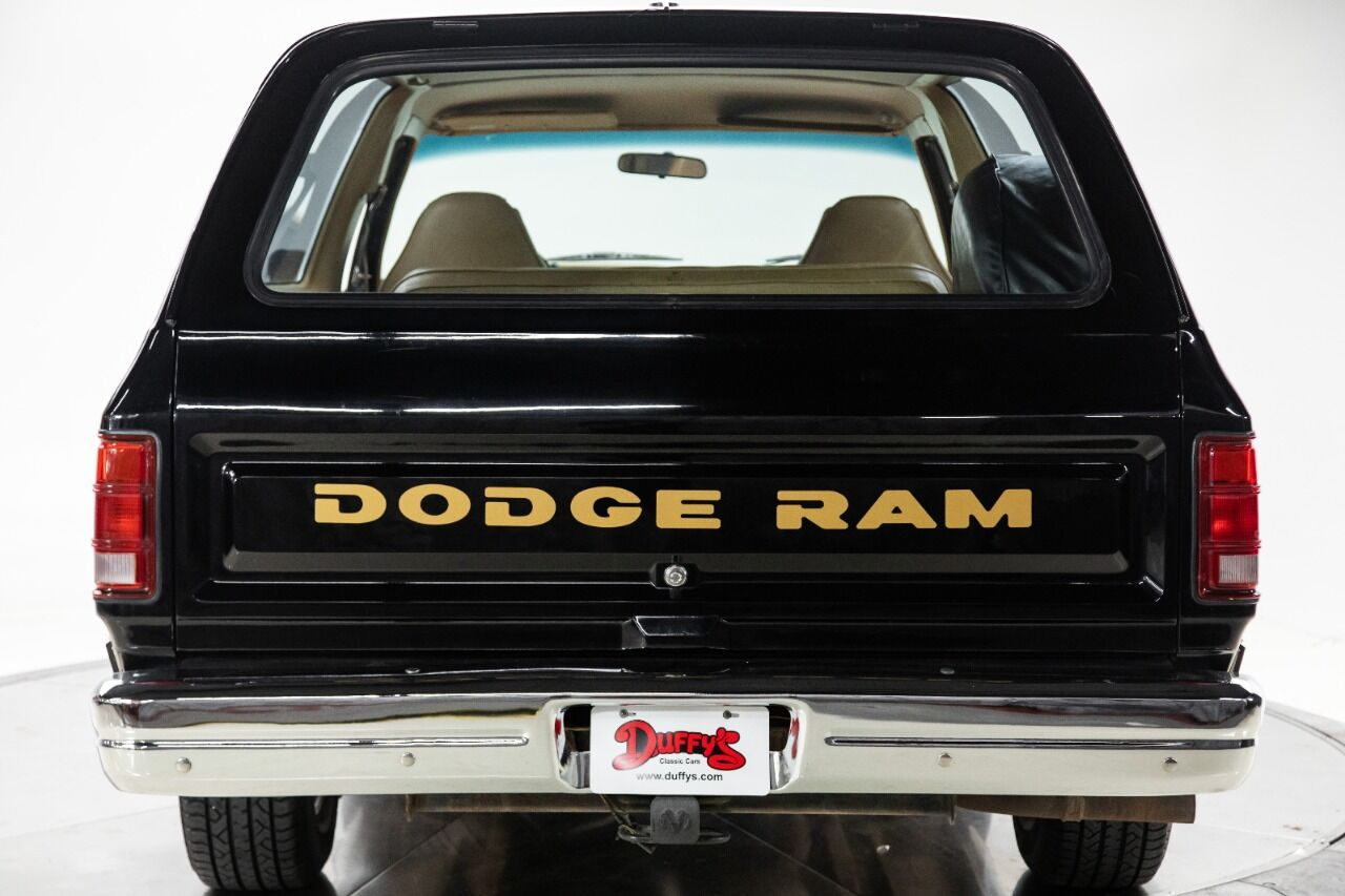 1989 Dodge Ramcharger 24