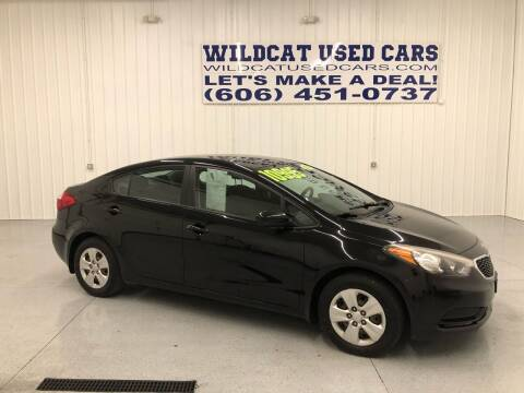 2014 Kia Forte for sale at Wildcat Used Cars in Somerset KY