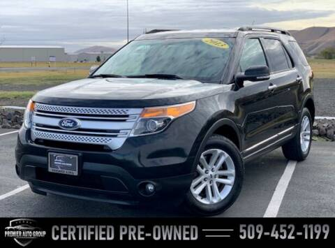 2013 Ford Explorer for sale at Premier Auto Group in Union Gap WA