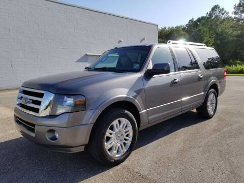 2011 Ford Expedition EL for sale at Access Motors Co in Mobile AL