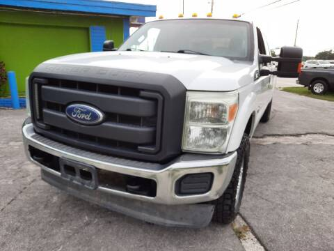 2013 Ford F-250 Super Duty for sale at Autos by Tom in Largo FL