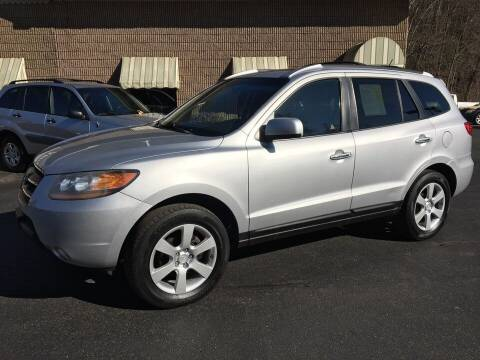 2008 Hyundai Santa Fe for sale at Depot Auto Sales Inc in Palmer MA