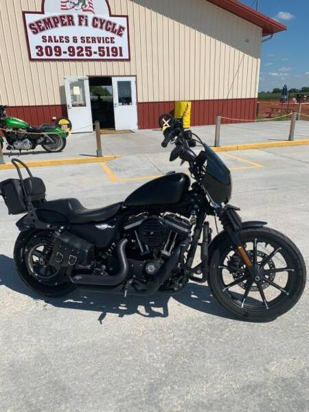 2017 Harley-Davidson Sportster for sale at SEMPER FI CYCLE in Tremont IL