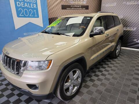 2011 Jeep Grand Cherokee for sale at X Drive Auto Sales Inc. in Dearborn Heights MI