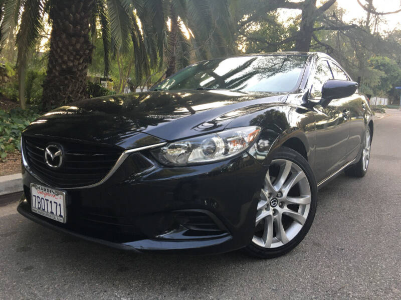 2014 Mazda MAZDA6 for sale at Valley Coach Co Sales & Lsng in Van Nuys CA