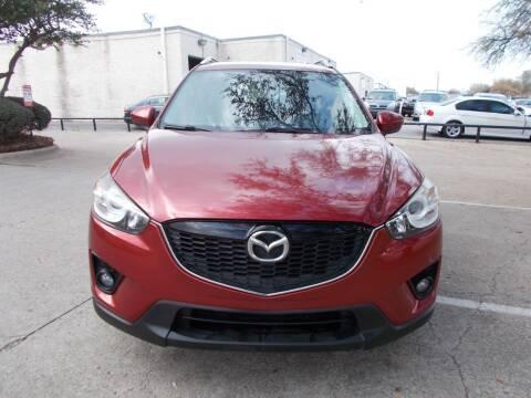 2013 Mazda CX-5 for sale at ACH AutoHaus in Dallas TX