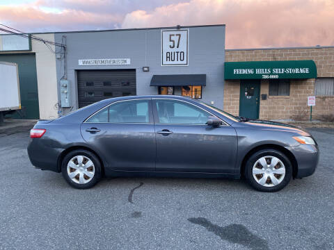 2009 Toyota Camry for sale at 57 AUTO in Feeding Hills MA