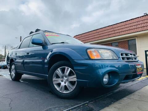 2006 Subaru Baja for sale at Alpha AutoSports in Roseville CA