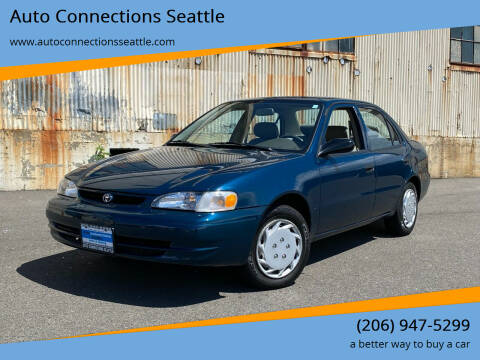 1998 Toyota Corolla for sale at Auto Connections Seattle in Seattle WA