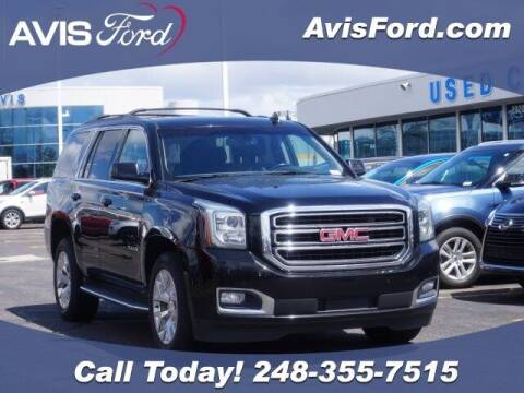 2016 GMC Yukon for sale at Work With Me Dave in Southfield MI