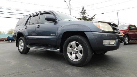 2004 Toyota 4Runner for sale at Action Automotive Service LLC in Hudson NY