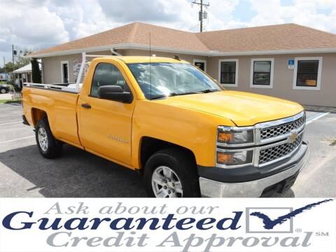 2015 Chevrolet Silverado 1500 for sale at Universal Auto Sales in Plant City FL