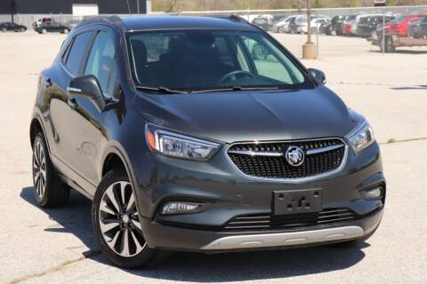 2018 Buick Encore for sale at Big O Auto LLC in Omaha NE