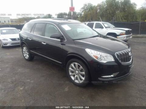 2014 Buick Enclave for sale at Varco Motors LLC - Builders in Denison KS