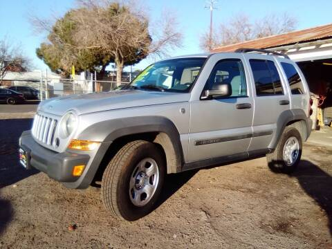 2007 Jeep Liberty for sale at Larry's Auto Sales Inc. in Fresno CA