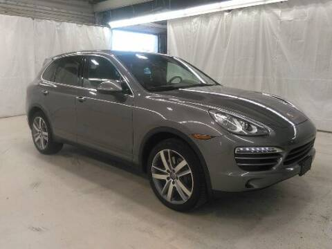 2013 Porsche Cayenne for sale at Action Automotive Service LLC in Hudson NY