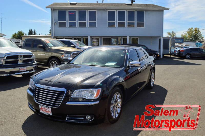 2013 Chrysler 300 for sale at Salem Motorsports in Salem OR