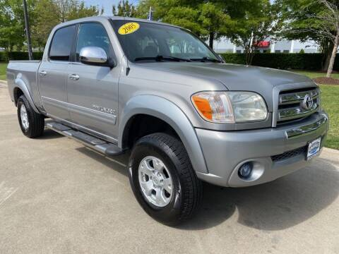 2005 Toyota Tundra for sale at UNITED AUTO WHOLESALERS LLC in Portsmouth VA
