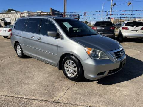 2010 Honda Odyssey for sale at AMERICAN AUTO COMPANY in Beaumont TX