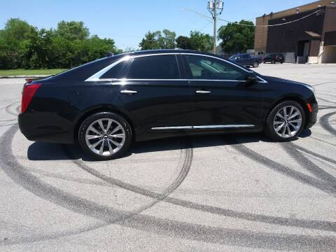 2017 Cadillac XTS Pro for sale at Magana Auto Sales Inc in Aurora IL