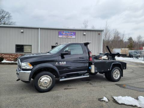 2016 RAM Ram Chassis 4500 for sale at GRS Auto Sales and GRS Recovery in Hampstead NH