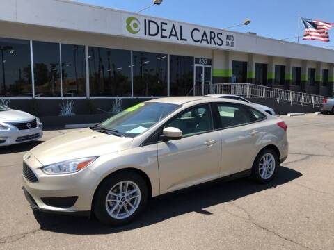 2018 Ford Focus for sale at Ideal Cars Apache Junction in Apache Junction AZ