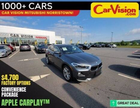 2018 BMW X2 for sale at Car Vision Buying Center in Norristown PA