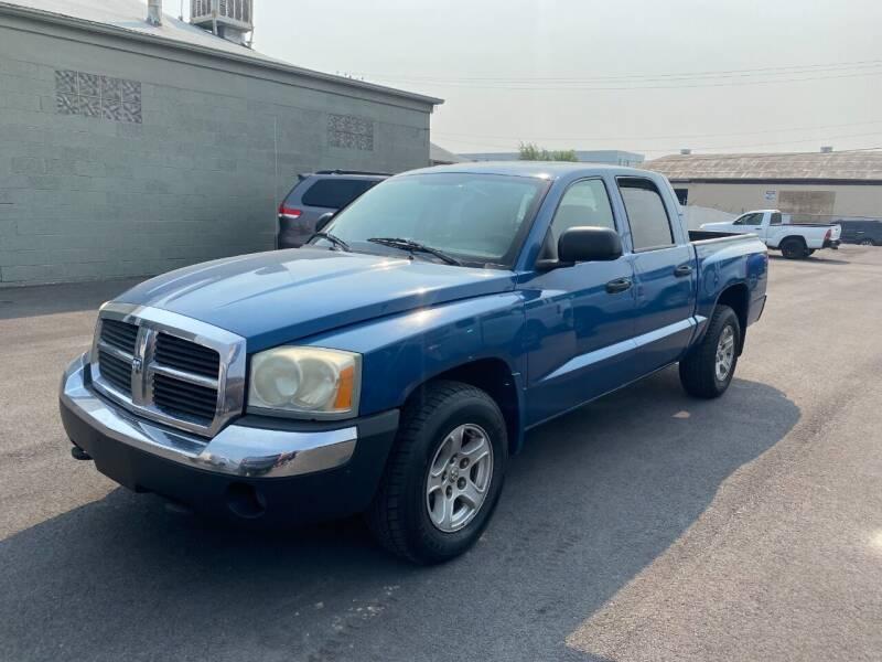 2005 Dodge Dakota for sale at Major Car Inc in Murray UT