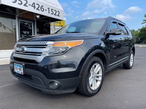 2014 Ford Explorer for sale at Mainstreet Motor Company in Hopkins MN